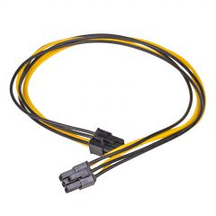 PCI Express 6-pin Adaptador F-F AK-CA-49