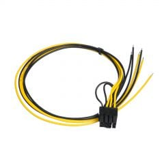 Cable de servicio ATX AK-SC-20 PCI-E 6+2-pin 450 mm